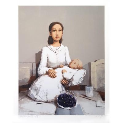 D.J.C. majka s djetetom - 25