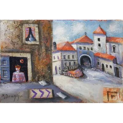 Dragija - kamenita vrata 13