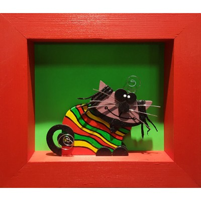 gonzi - mačke 12