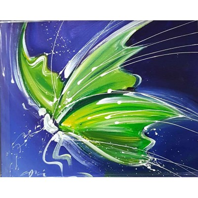 gonzi - zeleni leptir 11