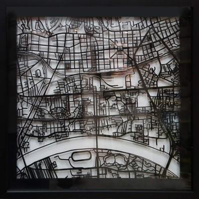 kovaivan - zagreb 3d plan grada