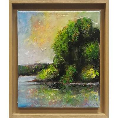 Kovačević - Drvo uz rijeku
