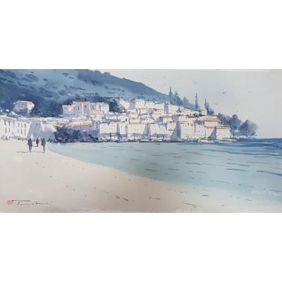Pribanić Željko - morski pejzaž-01