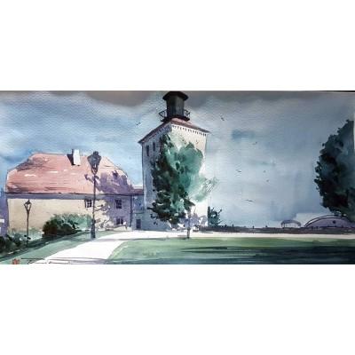 Pribanić - kula Lotršćak 12