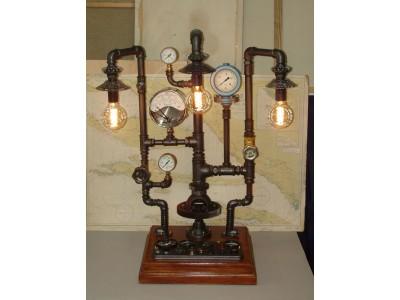 Pipe Lamp-5