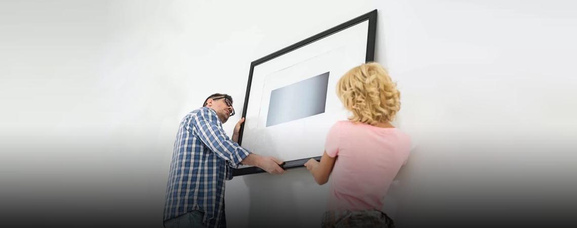 slika na zidu